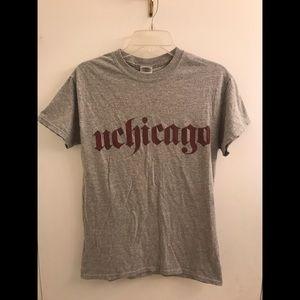 UChicago tee shirt